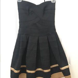 Dresses & Skirts - Structured strapless dress